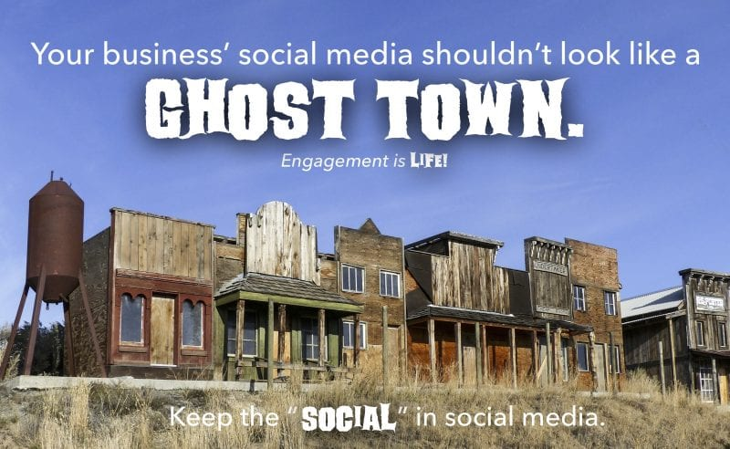 Social Media - Engagement is Life