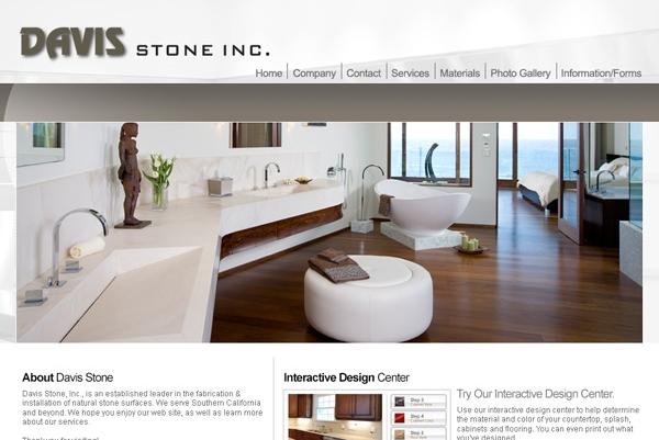 Davis Website Design Case Study
